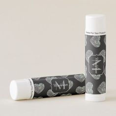 Sparkly colorful silver mosaic Heart Monogram Lip Balm - home gifts ideas decor special unique custom individual customized individualized Lip Gloss Homemade, Flavored Lip Gloss, Monogram Gifts, Personalized Gifts, Kissable Lips, Glitter Gifts, Aloe Vera Gel, Home Gifts, Voss Bottle