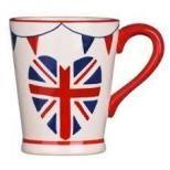 iI love UK mug