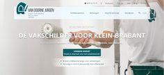 Website Jurgen Van Doorne