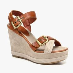 Love theses wedges!