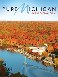 Fall in Pure Michigan.