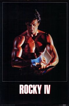 Rocky 4. not as good as 1-3 but ok