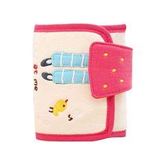 Cotton Crepe Cartoon Storage Bag Napkin Bag Health Cotton Sanitary Bag Bag Storage, Baby Kids, Napkins, Coin Purse, Maternity, Cartoon, Wallet, Purses, Health