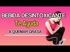 Liked on YouTube: Esta Bebida Desintoxicante Te Ayuda a Quemar Grasa-Bajar Nivel Del Azúcar-Bajar La Presión Arterial