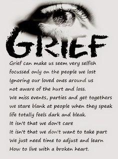 Grief this is sooo...true