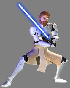 star wars the clone wars obi wan armor - Google Search