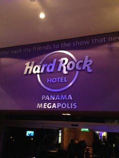 Proximo viaje! Primero Dios primeramente...Hard Rock Hotel Panama Megapolis en Ciudad de Panamá, Panamá