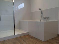 badkamerrenovatie inloopdouche - Google zoeken