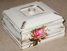 lindas caixas de madeira - Pesquisa Google