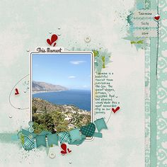 """created using """"Love Lives Here"""" by Scrap Orchard and included in The Digi Files during December, 2014"""