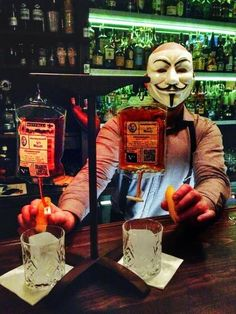 Anonymous Bar
