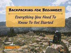 So you've decided that you want to go on your first backpacking trip? The to do list might seem daunting; prepare your body, buy gear, plan meals and logistics, packing, hazards, etc. The list feels like it could go on and on and you just aren't sure where to begin. The good news is that …