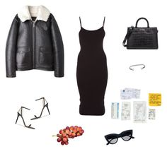 """Untitled #255"" by s-junior ❤ liked on Polyvore featuring R13, Jimmy Choo, Maison Margiela and Karl Lagerfeld"