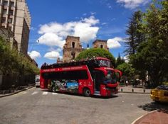 Turismo en Ecuador – Bus turístico Cuenca