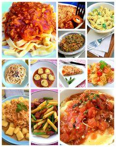 Do Espaguete ao alho e óleo aos mais elaborados molhos, a massa é uma das opções mais comuns nas mesas dos brasileiros. E, para comemorar este dia tão especial, não poderia faltar uma seleção de re…