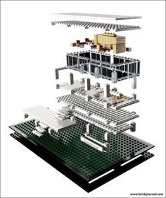 lego architecture falling water for sale in tucson arizona