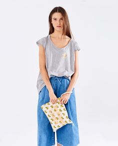 Ss16, Sharks, Denim Skirt, Madrid, Tees, Vintage, Style, Fashion, Tents