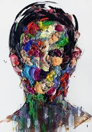 distorted paintings - Google Search