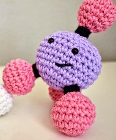 Crochet Molecules