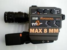 Beaulieu 7008 Super 8 Camera Max 8 Conversion