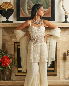 # indian designer wear, warm Related posts: Diy ideas for driftwood. crochet pattern for a string bag - Knitting for Gorgeous Lehengas You Can Get From Anita . Lehenga Designs, Kurti Designs Party Wear, Indian Gowns Dresses, Pakistani Dresses, Pakistani Couture, Pakistani Salwar Kameez, Pakistani Suits, Indian Couture, Pakistani Bridal