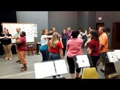 Jubilate Deo--A canon with movement—Baker University (KS) - YouTube