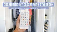 Stylebook Closet App: How Stylebook Improved My Real Wardrobe ✨Pinterest : justalaura✨