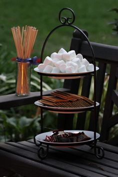 smores, think about it!