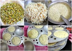 Low Carb Recipes Spice your Life: Sprouted Moong Dal Idli ~ Low Carb Indian Vegetarian Recipe Healthy Breakfast Snacks, Diet Snacks, Breakfast Ideas, Healthy Indian Snacks, Low Carb Recipes, Vegan Recipes, Millet Recipes, Idli Recipe, Indian Breakfast