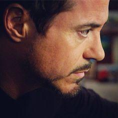 Perfect profile (Robert Downey Jr. as Tony Stark)