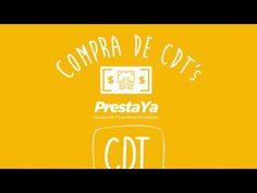 Compra de CDTs Venta de CDT Bogota Medellin Prestaya