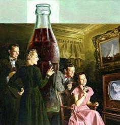 Vintage Coca Cola... by helena