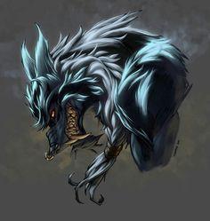 Hombre lobo rudon
