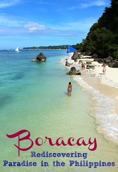 Rediscover de Paradise in Boracay. What to do, where to stay in Boracay and how to get to the most famous island in The Philippines. via @loveandroad