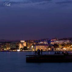 Night moments in Thessaloniki Thessaloniki, Nightlife, The Locals, New York Skyline, In This Moment, Travel, Instagram, Viajes, Destinations