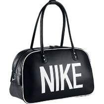 Bolsa Nike Heritage Ad Shoulder Club Ba4355-011 Pto/bc Nike Gym Bag, Sporty Style, Baggage, Active Wear, Girl Fashion, Gym Bags, Athletic, Backpacks, Handbags