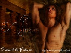 Kyrian - Sherrilyn Kenyon's Dark Hunter Series