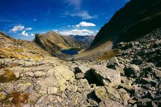 Transylvanian Alps by  Moga on 500px