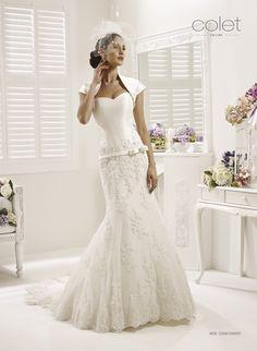 Collezione abiti da sposa #Colet 2013, abito da #sposa COAB13466IV
