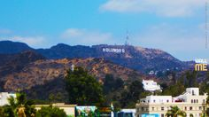 2017, week 05. The Hollywood Sign, L.A. - U.S.A. Picture taken: 2016, 08