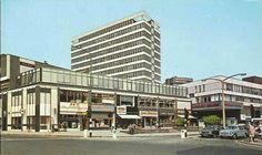 Old pic of Merrion Centre Old Pictures, Old Photos, Leeds City, Old Street, My Town, Good Old, Yorkshire, Past, London