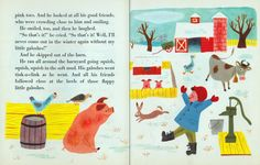 little galoshes Illustrated by J.P. Miller Written by Kathryn and Byron Jackson Copyright 1949