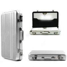 Traveling Mini Password Aluminium Credit Card Business Card Case *** Details can be found by clicking on the image.