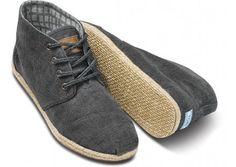 The TOMS I could imagine wearing/liking: Ash Wisett Men's Desert Botas
