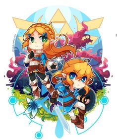 Zelda BotW | Zelda Amino