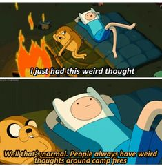 Adventure Time Quotes: Finn the Human & Jake the Dog