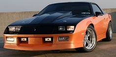1988 modified Iroc Z Camaro