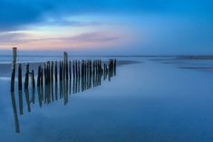 Blue Hour Posts - iPhone by Tony Antoniou on 500px
