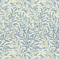 """William Morris """"Willow Bougs"""" #willow #Paris"""