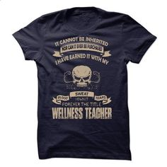 Proud Be A Wellness Teacher - #hoodie casual #cropped sweater. GET YOURS => https://www.sunfrog.com/No-Category/Proud-Be-A-Wellness-Teacher.html?68278